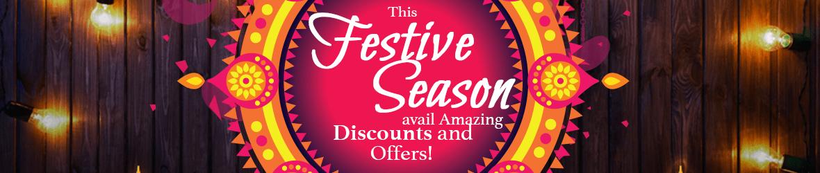 Festive Season Offers